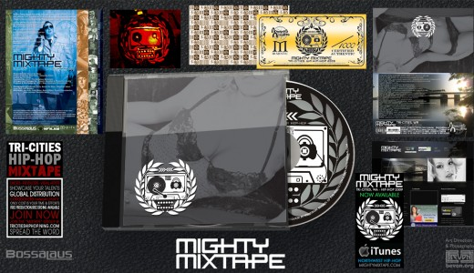 Mighty Mixtape 1 - Packaging